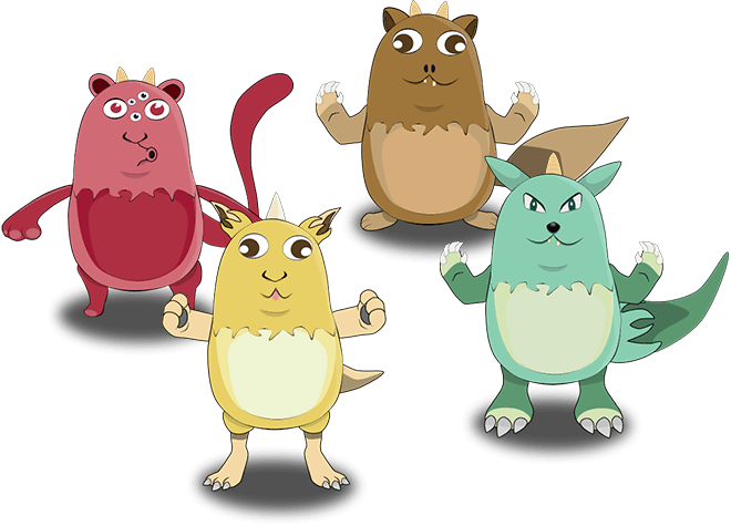 Egem Monsters
